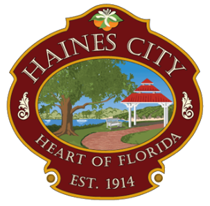 Haines City logo, Prince and Sons client